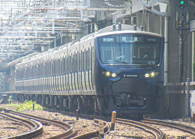 羽沢横国大駅