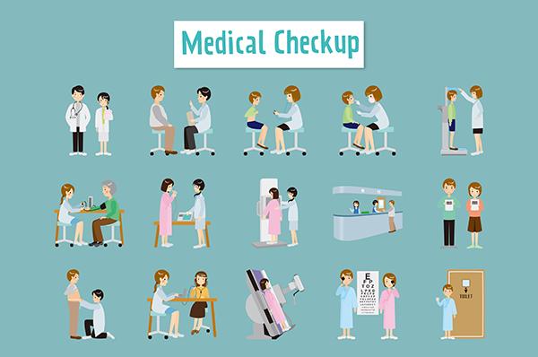 健康診断の種類